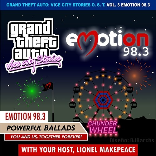 Vice City Stories Emotion 98.3 by DJBarchs 1