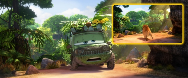 Curiosidades de Disney-Pixar