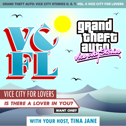 Portada de Vice City For Lovers de GTA VCS por DJBarchs