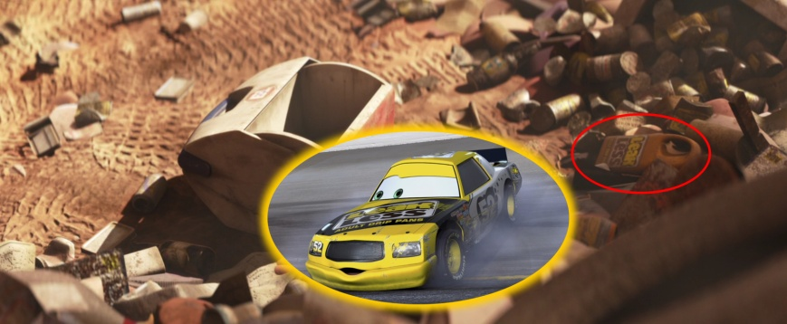 Wall-e - Leak Less (Cars)