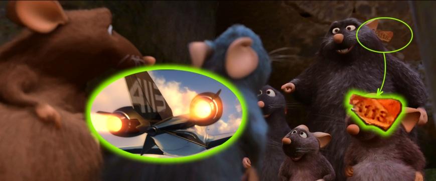 Ratatouille - A113