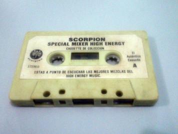 Cassette Scorpion 1