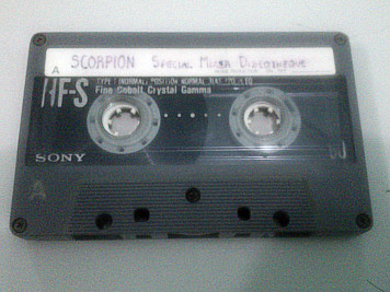 Cassette Scorpion 2