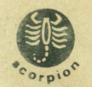 Logo del Sello Discográfico Scorpion
