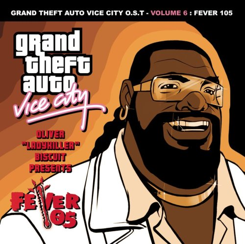 Portada de Fever 105 de GTA: Vice City