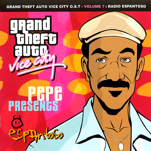 Portada de Radio Espantoso de GTA: Vice City