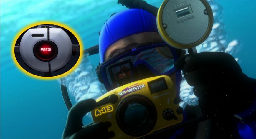 Buscando A Nemo - A113