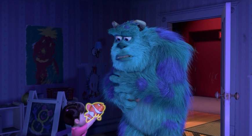 Monsters, Inc. - Nemo 2