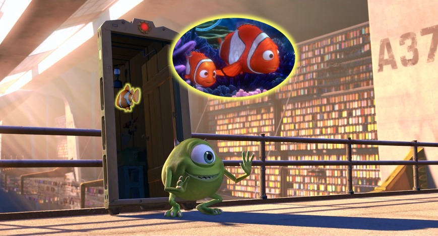 Monsters, Inc. - Nemo