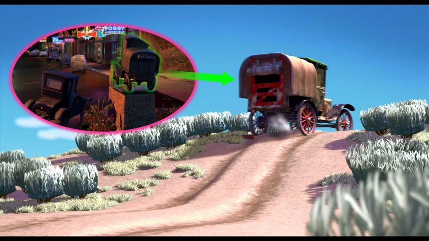 Pixar Shorts - Brincando (Cars)