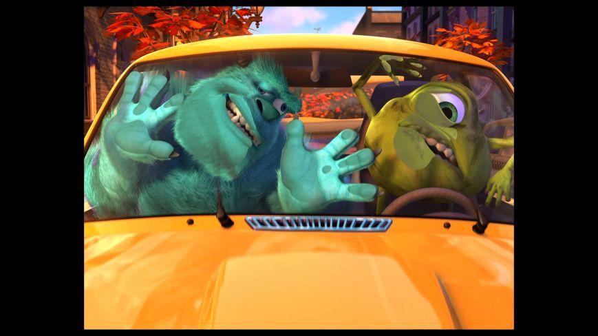 Pixar Shorts - El Auto Nuevo De Mike
