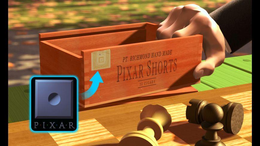 Pixar Shorts - El Juego De Gari (Pixar)