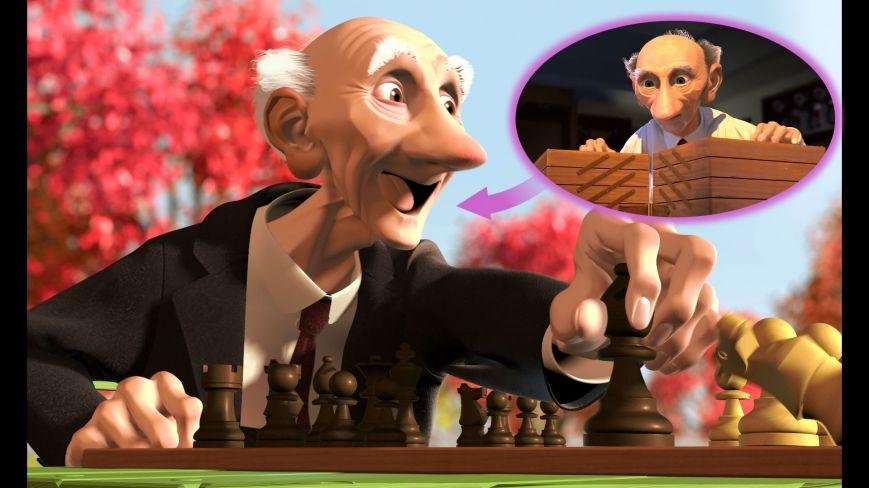 Pixar Shorts - El Juego De Gari