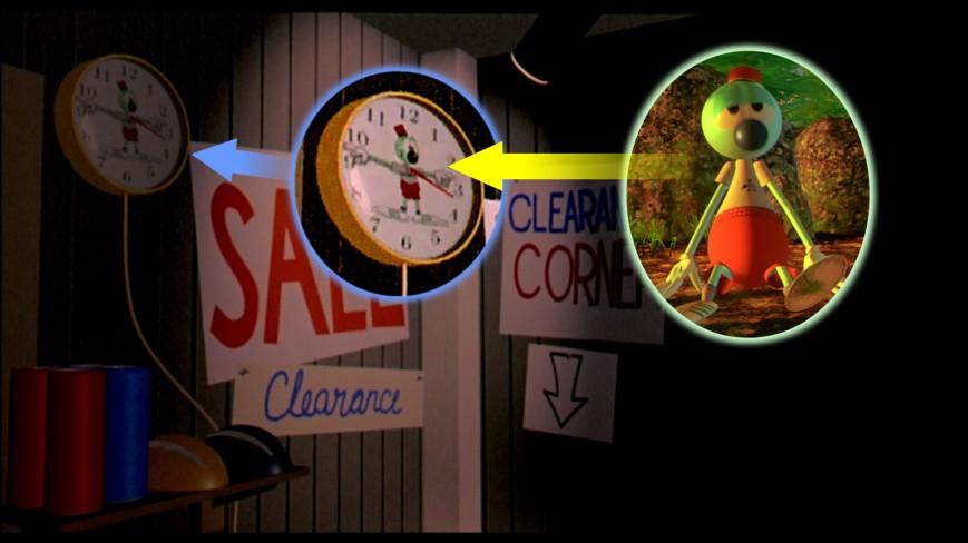 Pixar Shorts - El Sueño De Rojo (La Aventura de André & Wally B.)