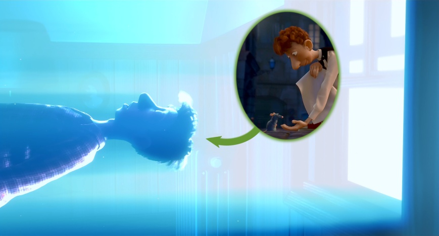 Pixar Short Films - Abducido (Lingüini)