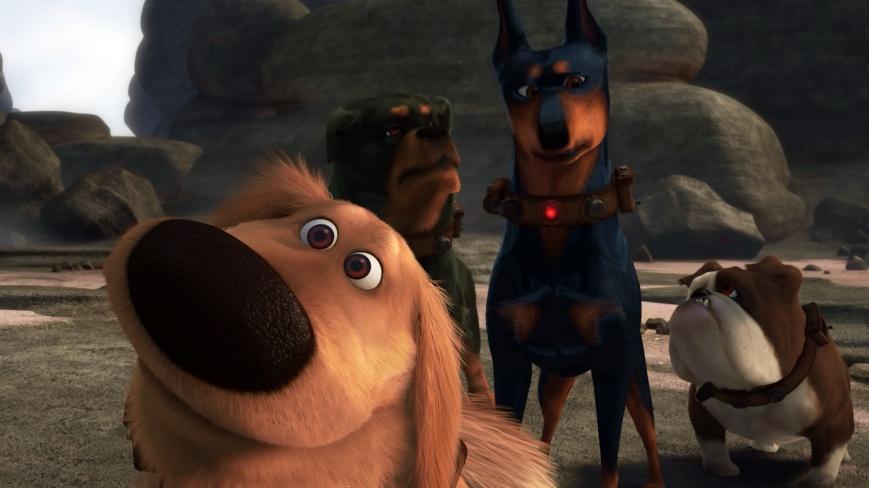 Pixar Short Films - La Misión Especial De Dug