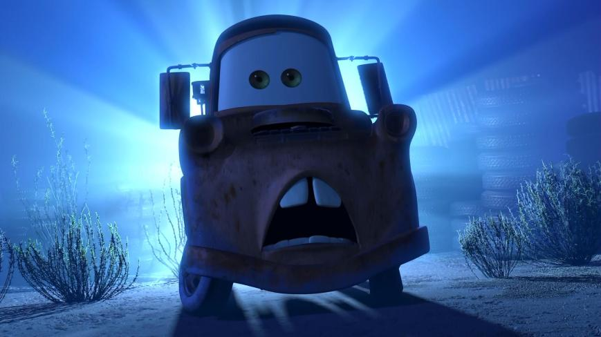 Pixar Short Films - Mate Y La Luz Fantasma