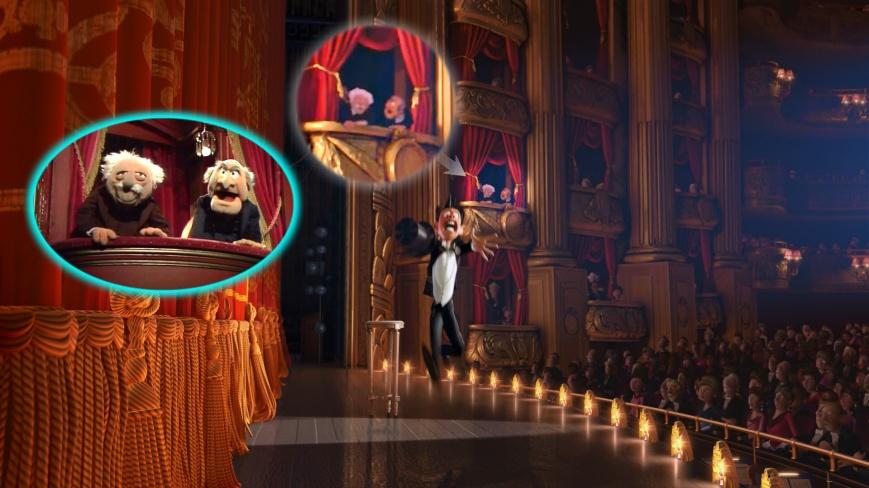 Pixar Short Films - Presto (Statler & Waldorf)