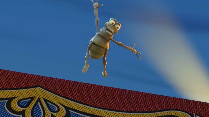 Pixar Short Films - Tu Amiga La Rata (P.T.)